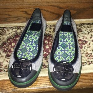 Tory Burch Channing sneaker flats size 7 1/2